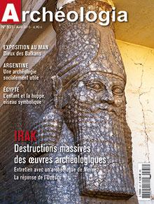Archéologia n° 531 - avril 2015