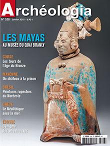 Archéologia n° 528 - janvier 2015