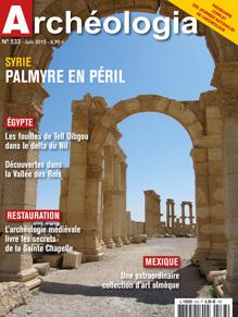 Archéologia n° 533 - juin 2015