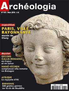 """Revue """"Archéologia"""" de mars 2010 Photo_pdt_3091"""