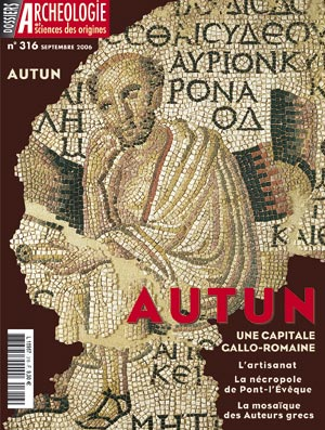 Autun, une capitale gallo-romaine