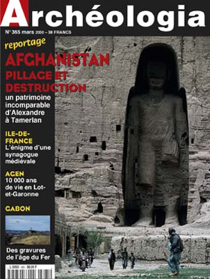 Afghanistan pillage et destruction