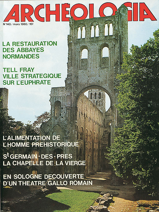 La restauration des abayes normandes
