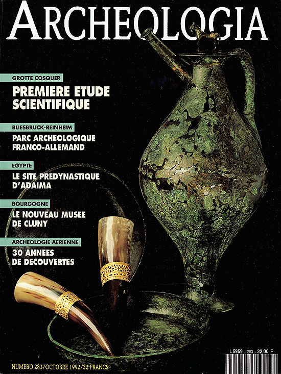 Premiere étude scientifique