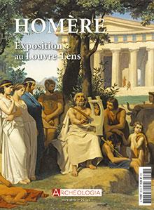 Archéologia hors série n° 25 - mars 19