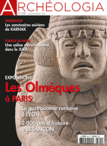 Archéologia n° 591 - Oct. 20