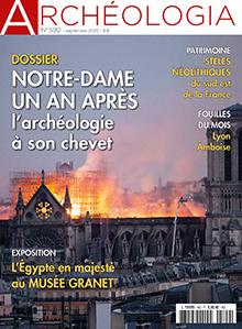 Archéologia n° 590 - Sept. 20