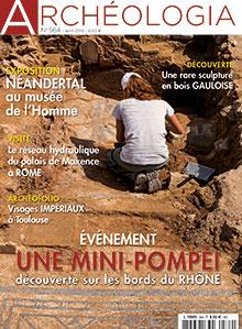 Archéologia n° 564 - Avril 18